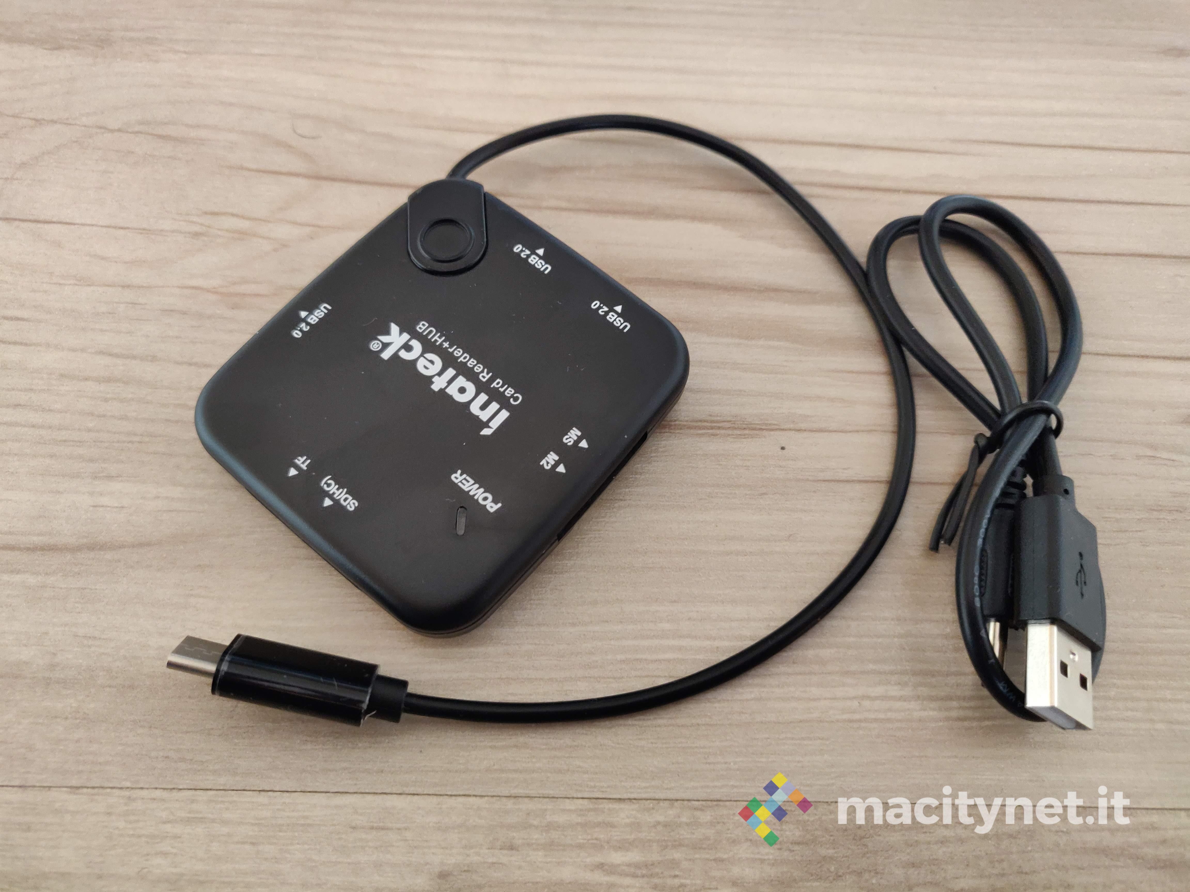 In prova Inateck Hub USB-C, per domare tutti i dispositici con USB Tipo C