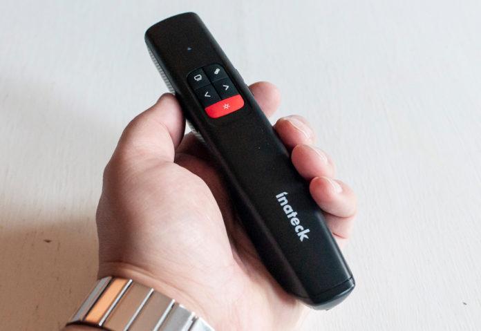 Recensione Inateck Presentatore Wireless, il gobbo digitale (quasi) perfetto