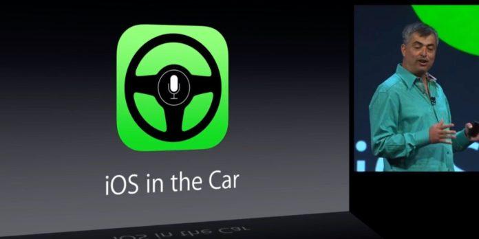 iOS in the Car, com'era CarPlay nel 2013