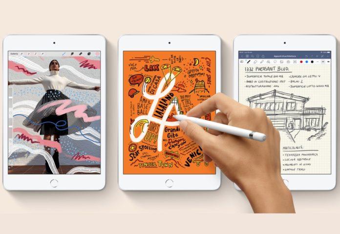 Apple Pencil 2 proibitiva per iPad Air e iPad mini 2019