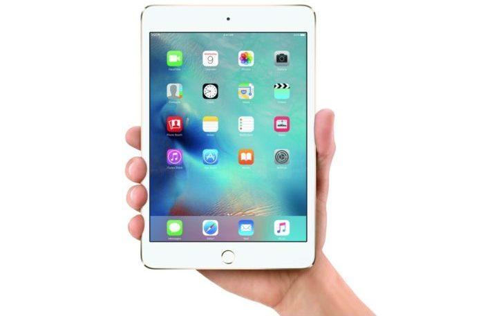 iPad mini 5 è in arrivo