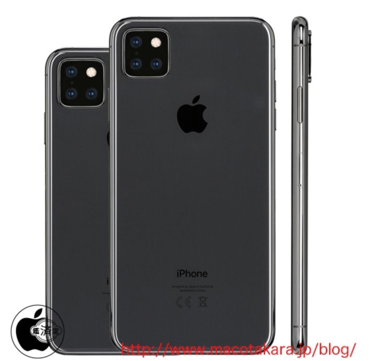 iPhone 11 con tre fotocamere avrà una sporgenza quadrata sul retro
