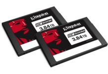 Kingston nuovi SSD serie Data Center 500