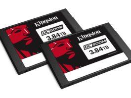 Kingston nuovi SSD serie Data Center 500