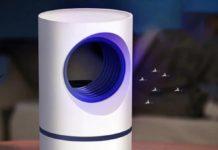 Da Utorch la lampada anti-zanzare efficace e silenziosa