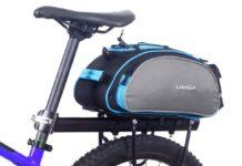 Borsa 13L, si aggancia al portapacchi della bicicletta: sconto 17,08 euro