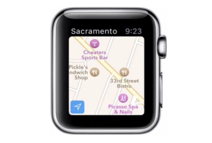 Mappe su Apple Watch, ecco come usarle al meglio