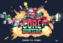 Cure Hunters, lo sparatutto orizontale vecchia scuola rivive su iOS