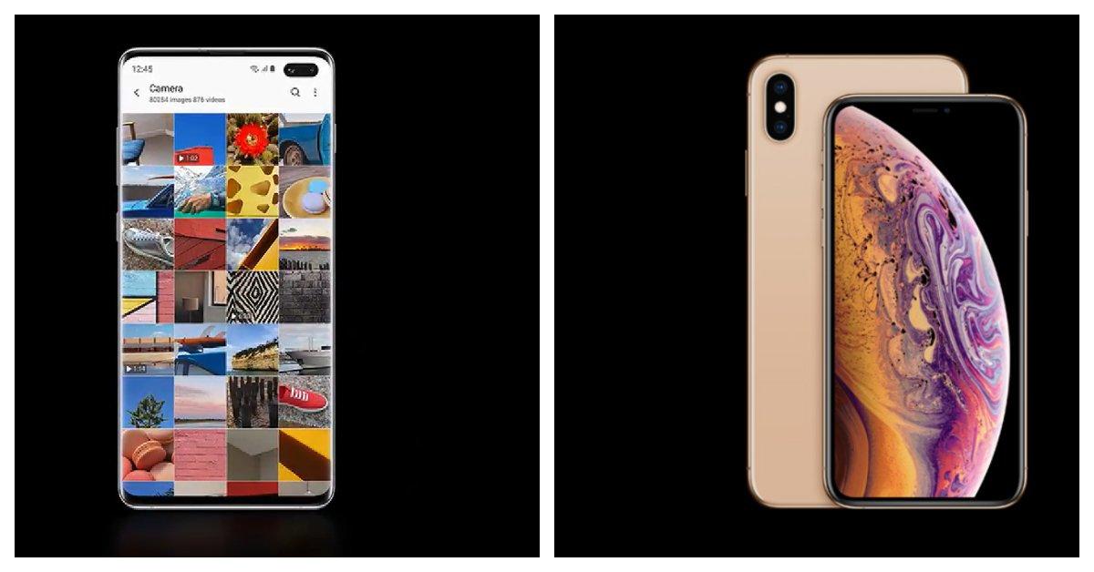 Gorilla Glass 6 non basta, Galaxy S10+ meno resistente di iPhone XS Max