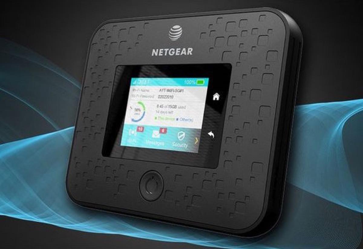 Netgear M5, il router mobile pronto per il 5G