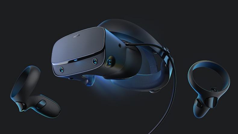 In arrivo Oculus Rift S, il visore VR con tecnologia di tracking Oculus Insight
