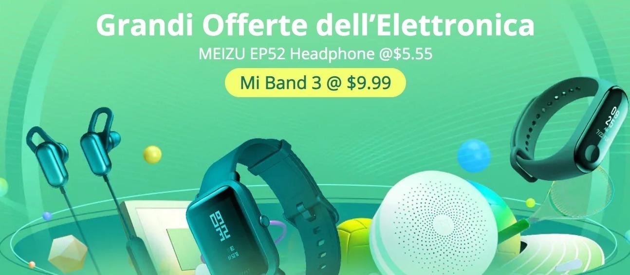 Xiaomi Mi Band 3 a soli 5 euro: ecco come sfruttare un'offerta unica
