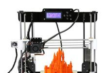 Super sconto su stampante 3D Anet A8, appena 114 euro