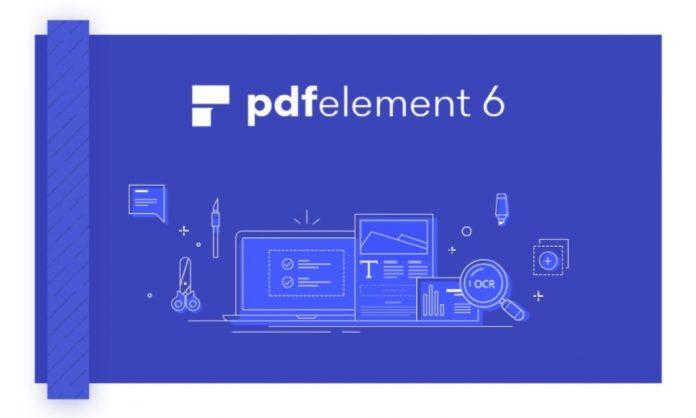 Wondershare PDFelement 6, potente editor di file PDF in sconto a soli 5 dollari