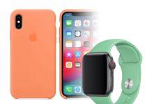 apple lancia nuove cover per iphone e cinturini apple watch