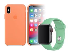 apple lancia nuove cover per iphone e cinturini apple watch