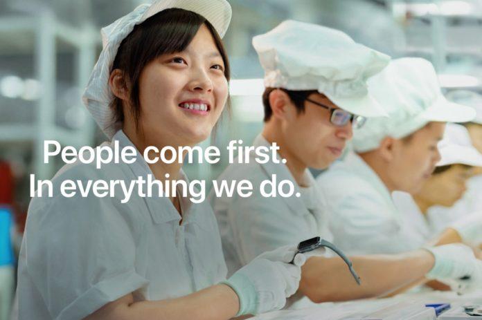 Apple brilla in formazione e tutela del pianeta nel rapporto 2019 sulla responsabilità dei fornitori