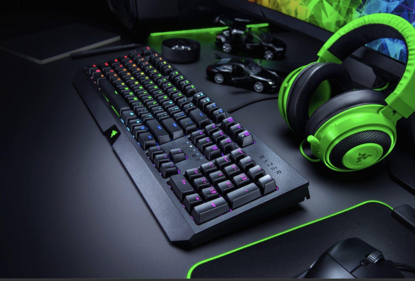 Razer BlackWidow, Kraken, Basilisk Essential tre periferiche gaming di qualità a costi accessibili