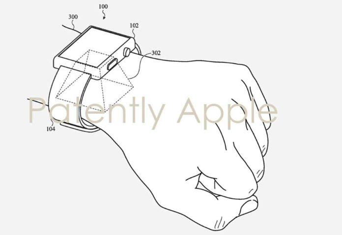 Gli Apple Watch riconosceranno il polso dell'utente con l'analisi subepidermica