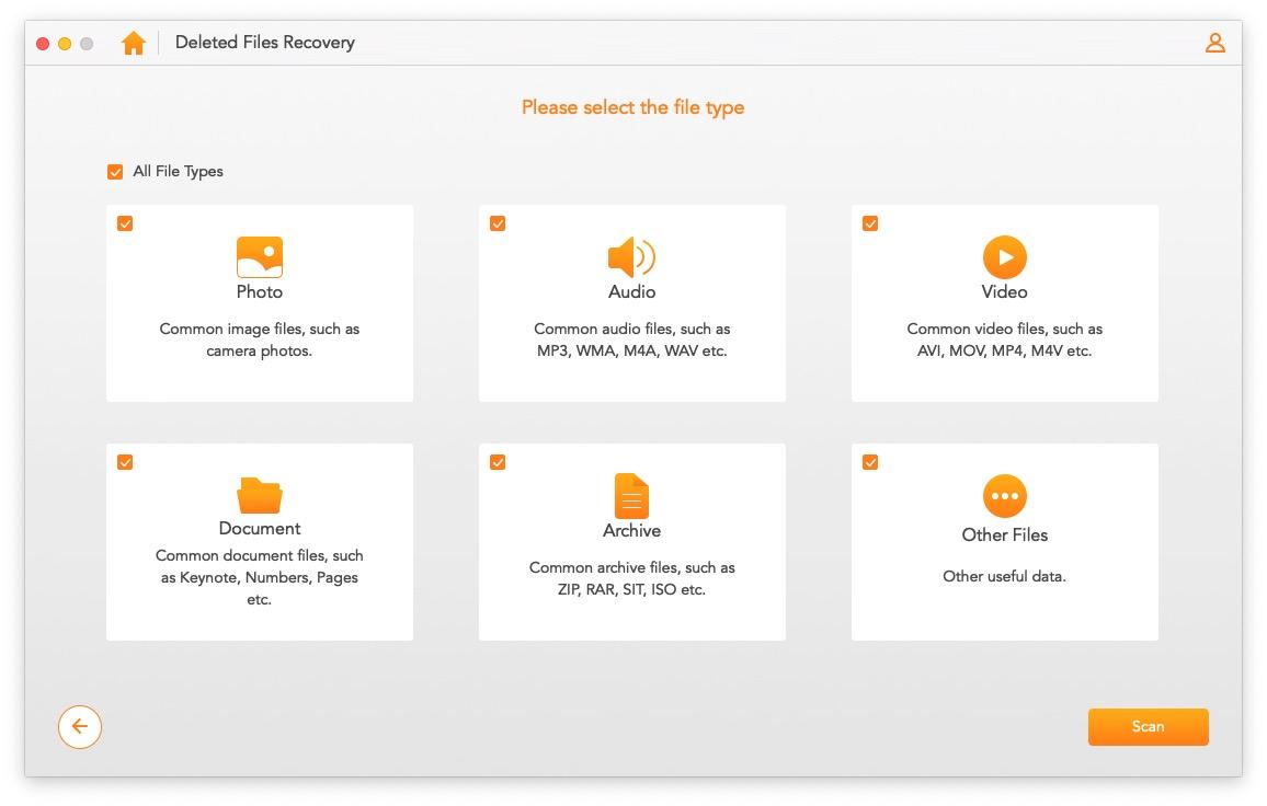 iMyFone AnyRecover: come recuperare foto, video e altro da Mac e dischi esterni