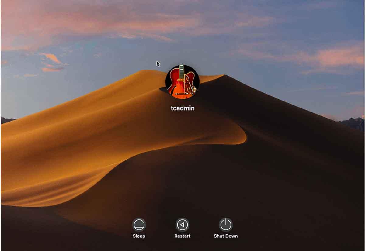 Come Cambiare Limmagine Della Schermata Di Login In Macos Mojave