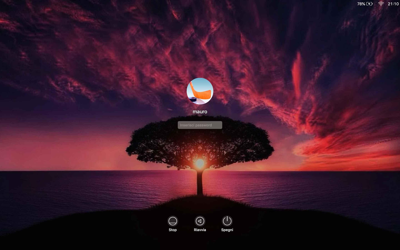 Come cambiare l'immagine della schermata di login in macOS Mojave