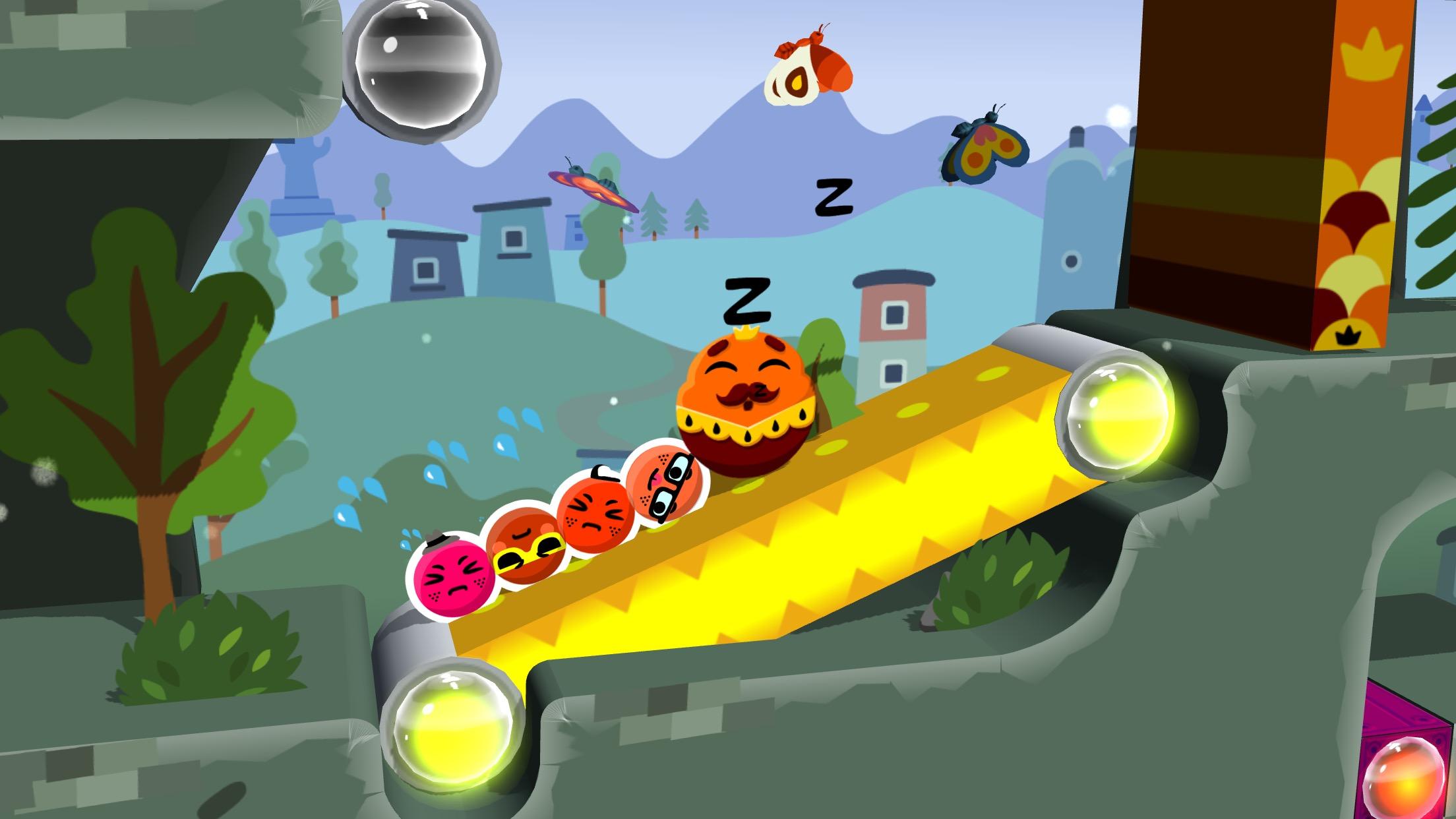 Rolando: Royal Edition, il miglior gioco del 2008 torna su iOS