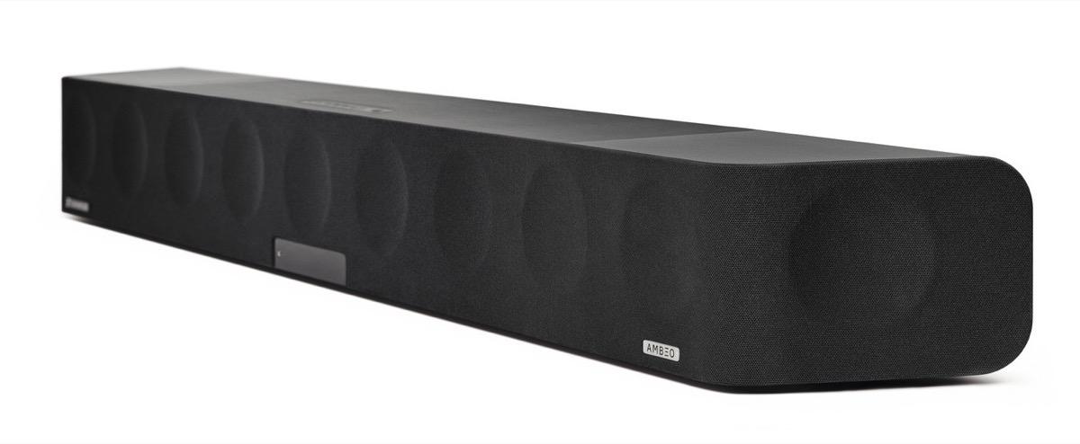 Sennheiser Ambeo Soundbar, audio 3D e bassi profondi su misura di TV