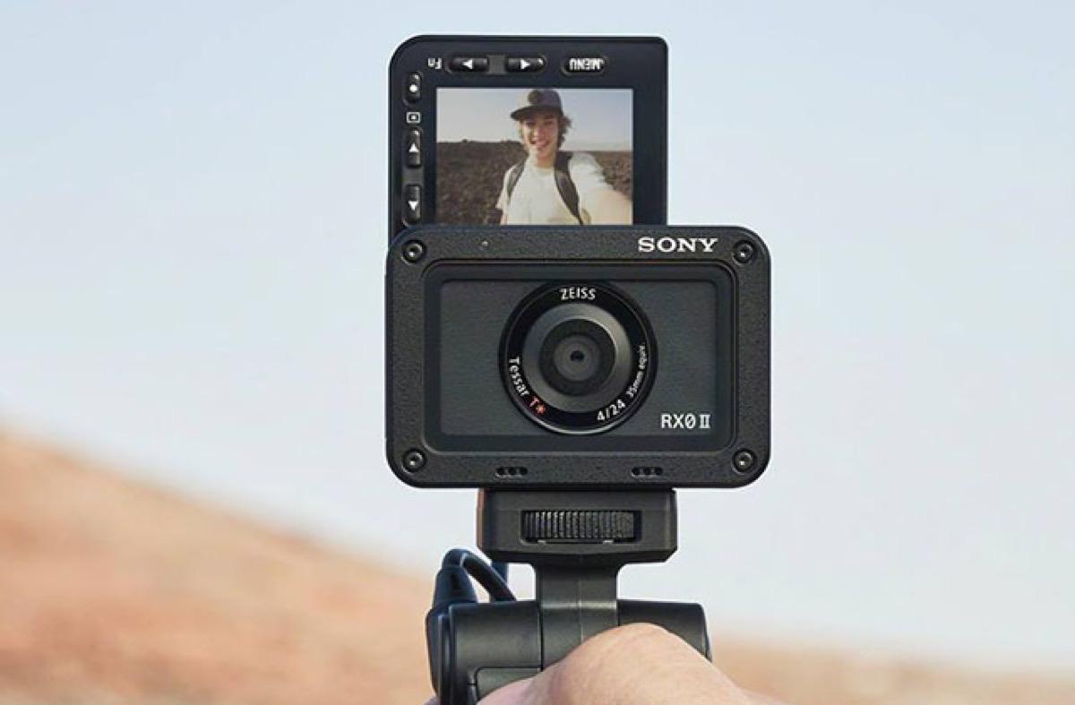 Sony RX0 II, l'action cam perfetta per il vlogging
