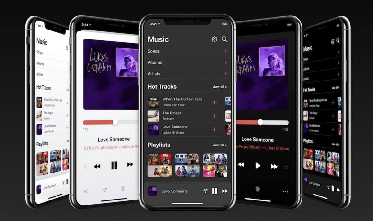 Soor, alternativa all'app Musica di iOS per gli amanti delle gesture