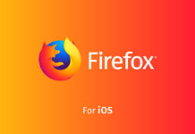 Firefox vuole essere un browser migliore su iPad