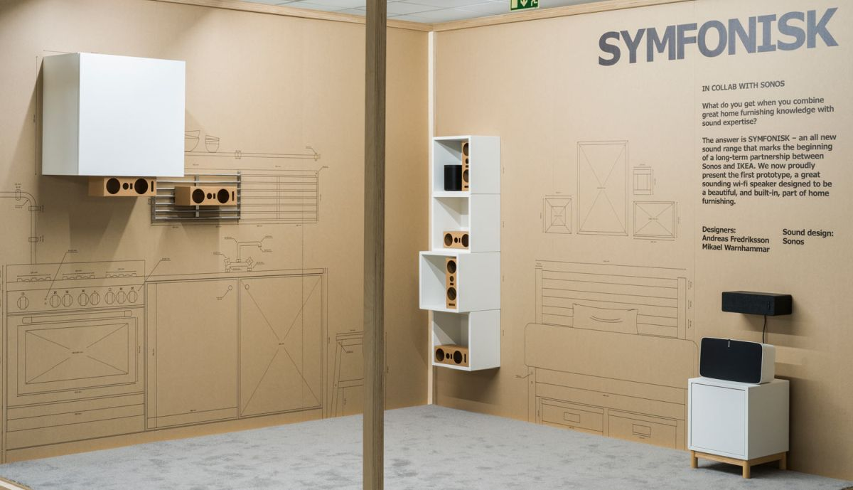 IKEA e SONOS a Milano per la Design Week 2019