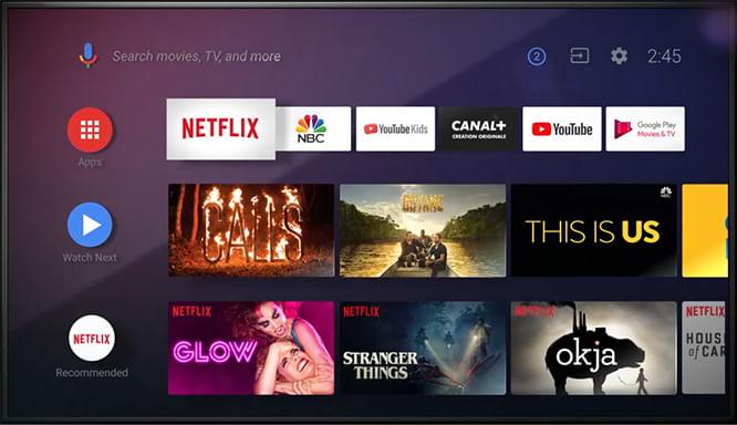 Grave bug Android TV permetteva di vedere le foto di estranei