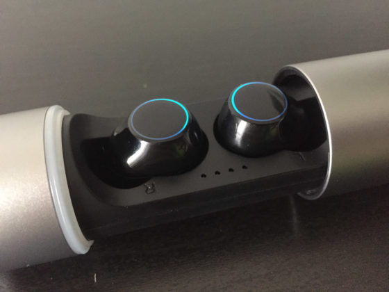Recensione TWS BE-A1, gli auricolari true wireless con LED e controlli touch