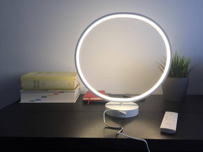 Recensione Utorch R9, la lampada LED che crea cerchi di luce