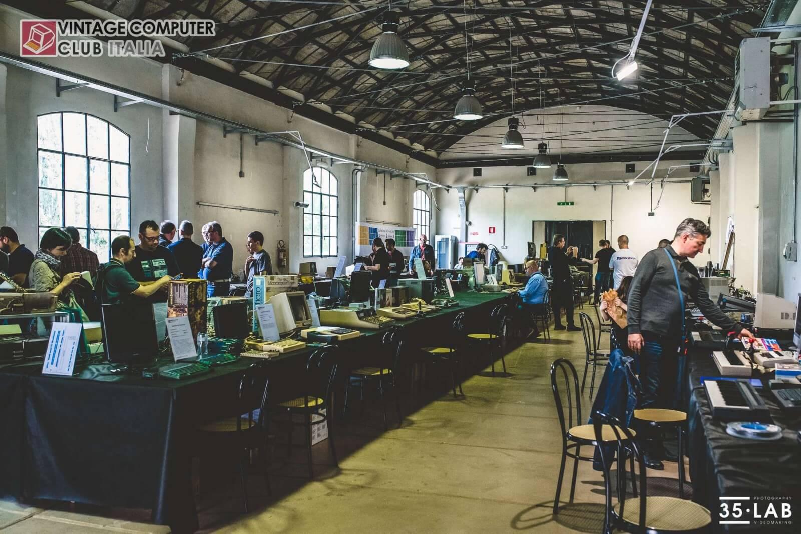 MMN collabora e partecipa al Vintage Computer Festival Italia 2019