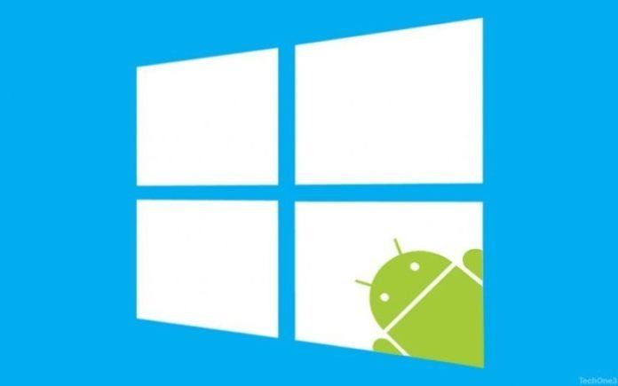 Microsoft porta le app Android su Windows