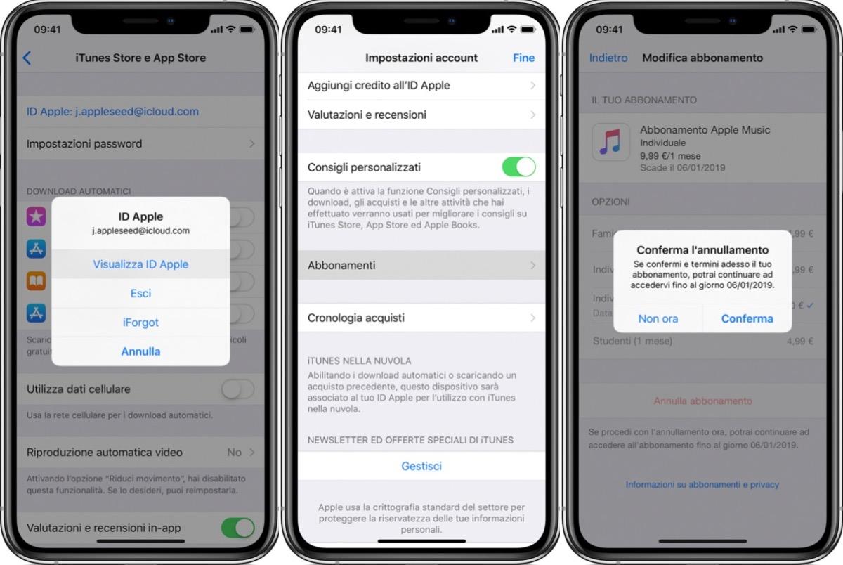Come modificare o annullare gli abbonamenti sul tuo iPhone, iPad o iPod touch