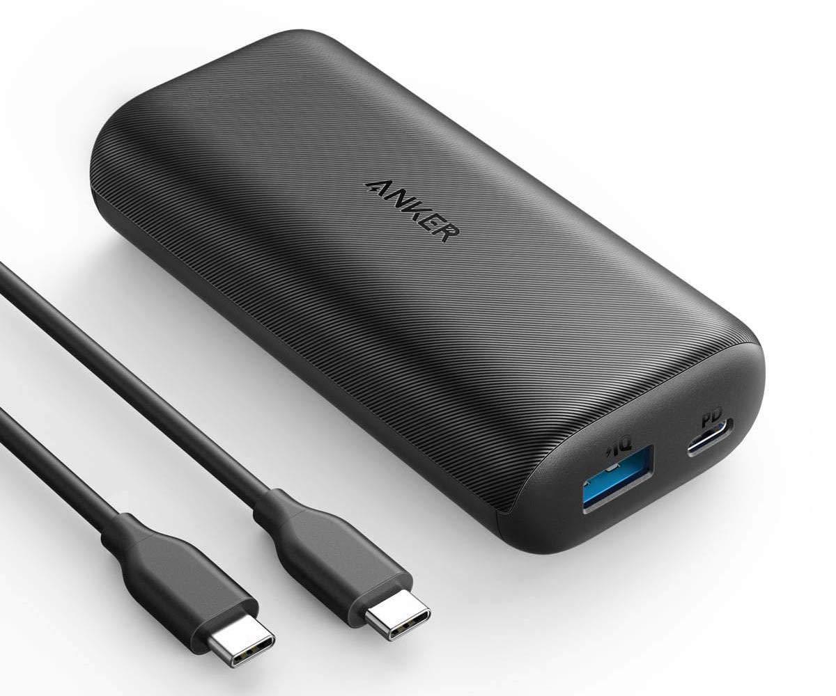 Batteria da 10.000 mAh con presa USB-C 18W in sconto a 29,99 euro