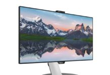 Philips 329P9H, il monitor LCD super-connesso con dock USB-C