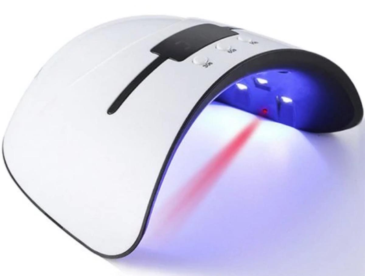 YQ T10, il fornetto a lampada UV per unghie