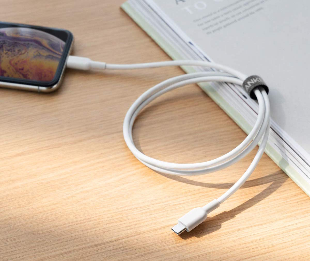 Cavo Lightning USB-C certificato Apple in sconto a 14,39 euro