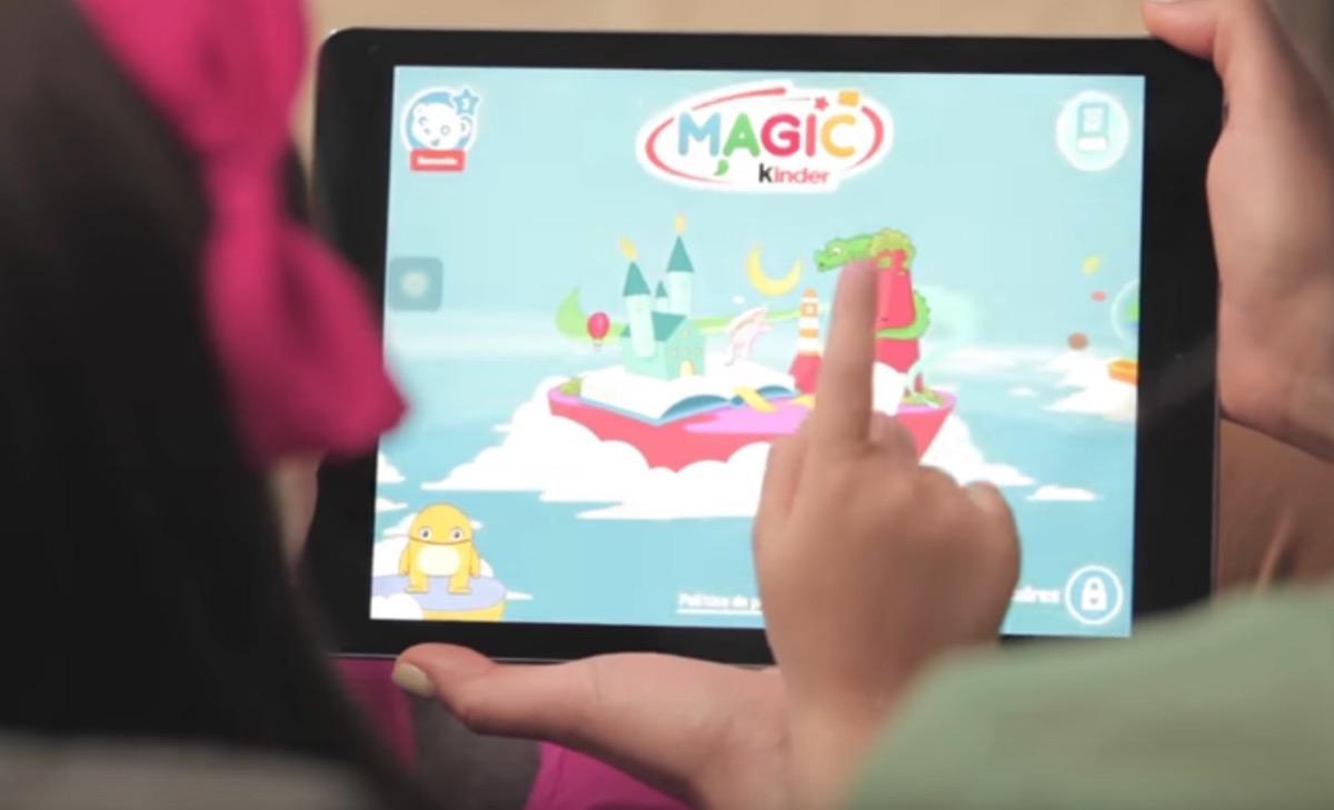 Magic Kinder, l'app per bambini istruttiva, sicura e divertente