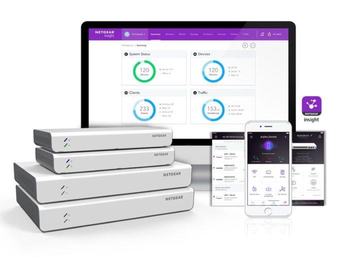 Netgear Insight Pro ottiene la certificazione Miercom