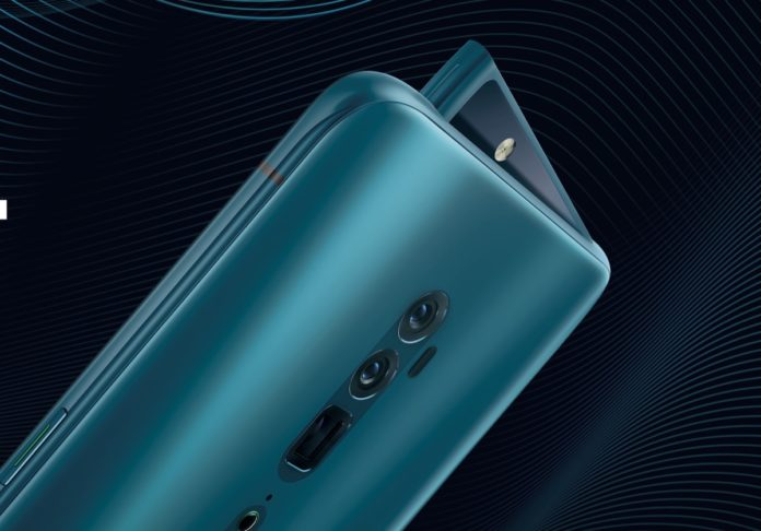 Oppo Reno 5G, lo smartphone con fotocamera a periscopio e zoom 10x