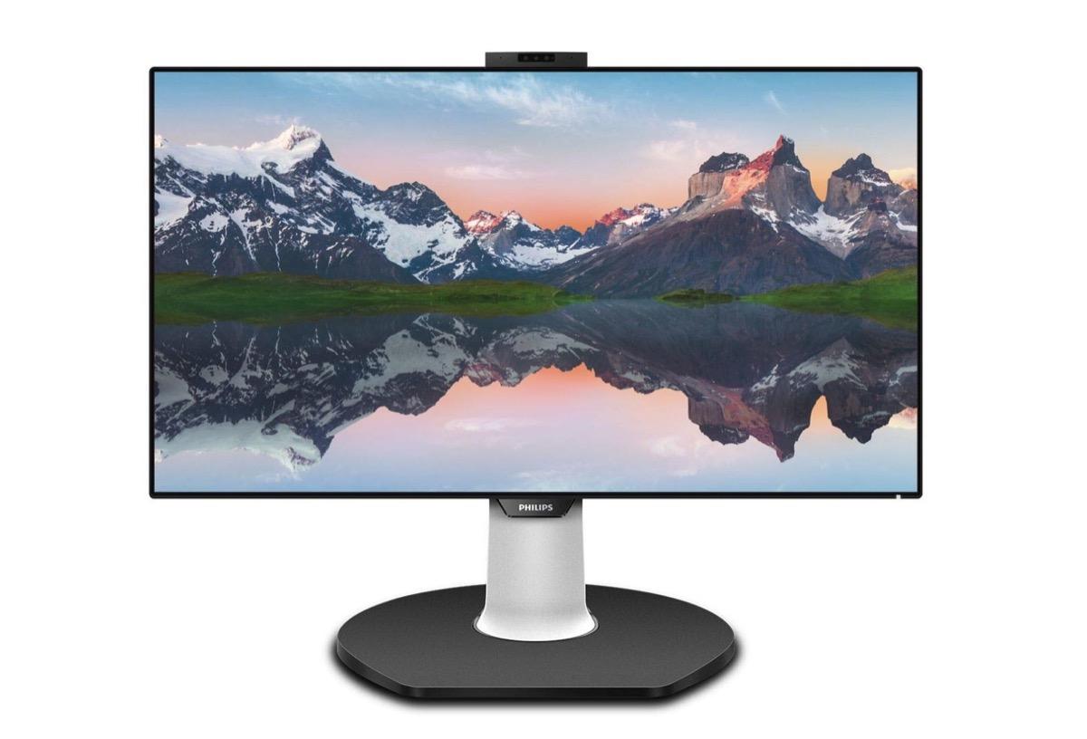 Philips 329P9H, il monitor LCD super-connesso con dock USB-C