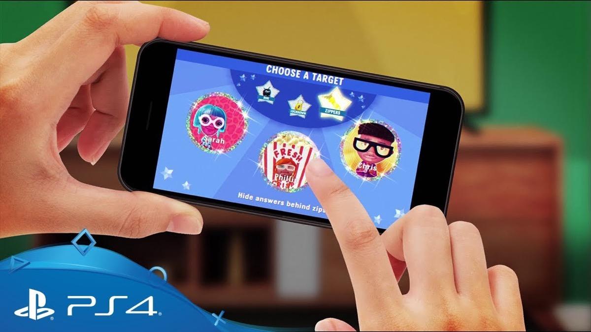 Sapere è Potere, l'app dell'avvincente gioco a quiz per PS4
