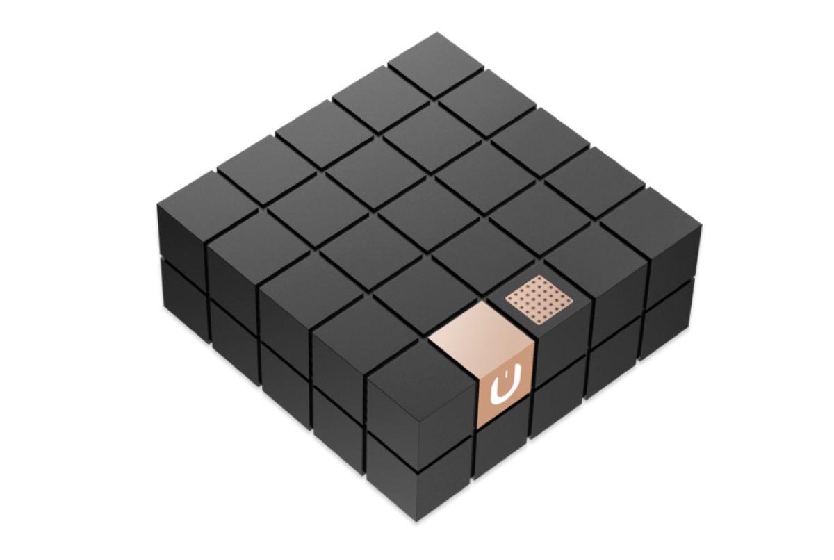 Ubbey NEXT, il cubo di Rubik per l'archiviazione dei dati