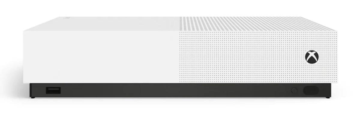 Arriva Xbox One S All-Digital Edition, disponibile in Italia a partire dal 7 maggio