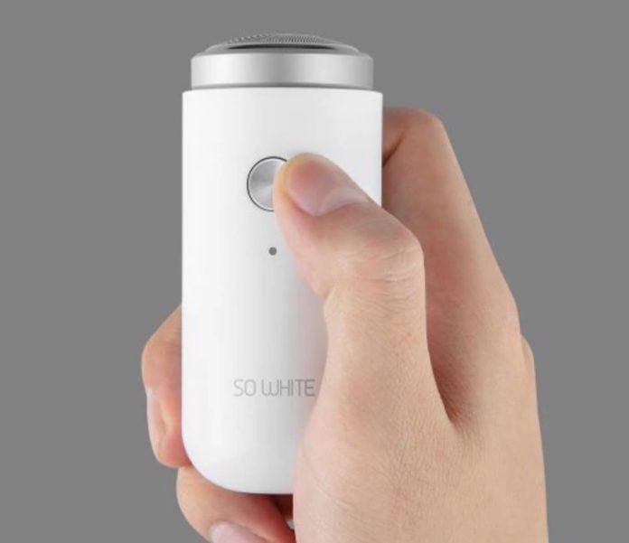 Xiaomi youpin ED1, il rasoio elettrico USB-C da viaggio